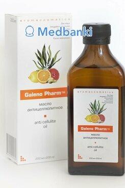 Антицеллюлитное масло 200мл «Aromacosmetics»