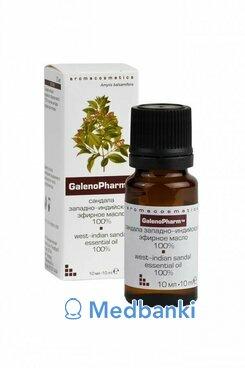 Сандала западно-индийского эфирное масло 100% «Aromacosmetics» 10 мл и/к Галенофарм