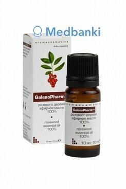 Розового дерева эфирное масло 100% «Aromacosmetics» 10 мл и/к Галенофарм
