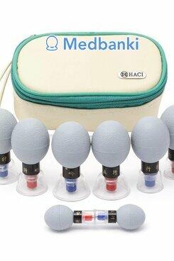 Магнитные банки Haci Masc (МПАД), 8 шт