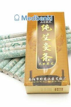 Мокса-сигары полынные 18х200 мм 10 шт в упаковке