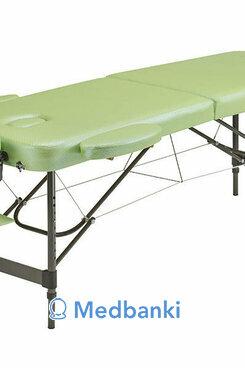 Складной массажный стол Anatomico Mint (зеленый)