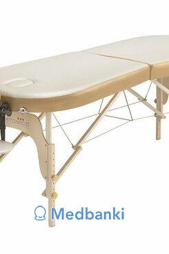 Складной массажный стол Anatomico Dolce (золотой)