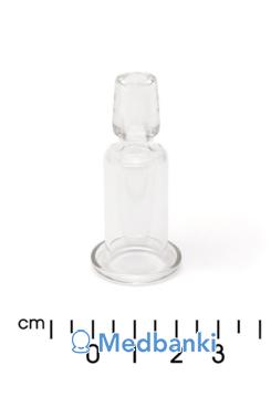Резервуар для косметической банки 22 мм