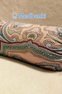 Валик можжевелово-лавандовый, 32*10 см (чудо-валик)