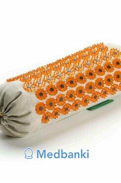 Мягкий игольчатый валик-иппликатор с магнитными вставками